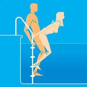 Sex On A Ladder