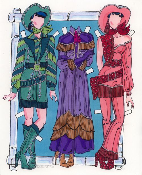 Marges8 S Blog Paper Dolls Greeting Cards Paper Handicrafts