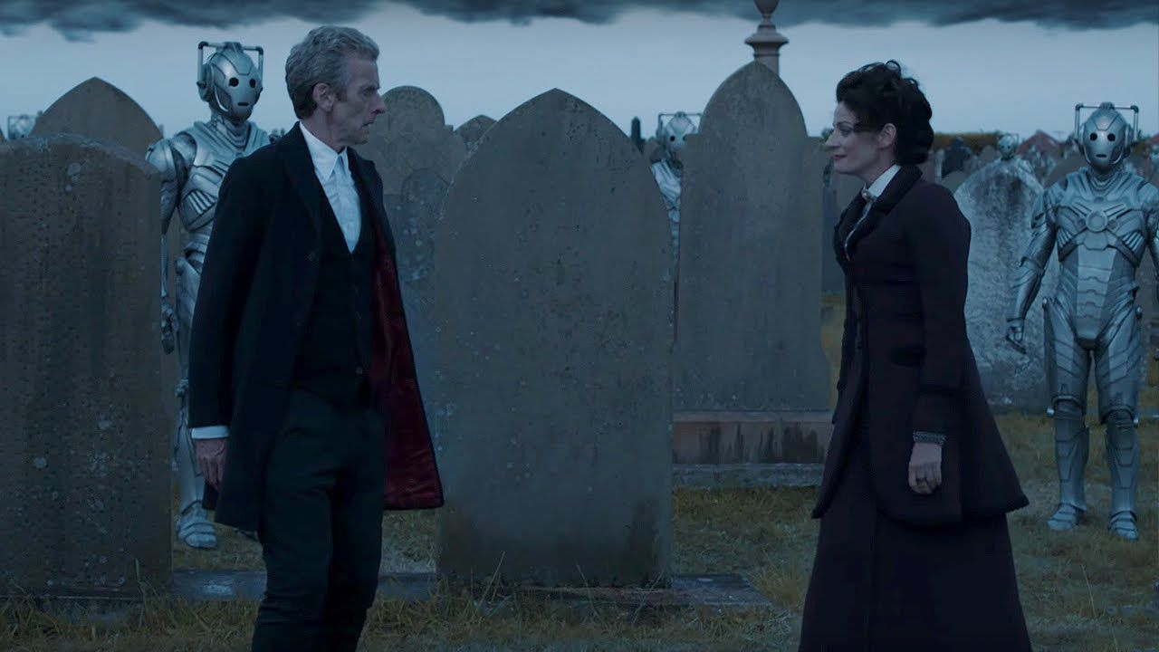 """""""I Am An Idiot!"""" - Death In Heaven - Doctor Who - BBC - Twelve has the best speeches"""