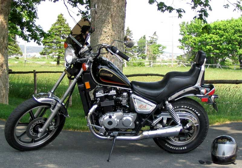kawasaki ltd 454 riders pinterest motor vehicle street bikes rh pinterest com 1986 Kawasaki 454 LTD 1986 Kawasaki 454 LTD Specs