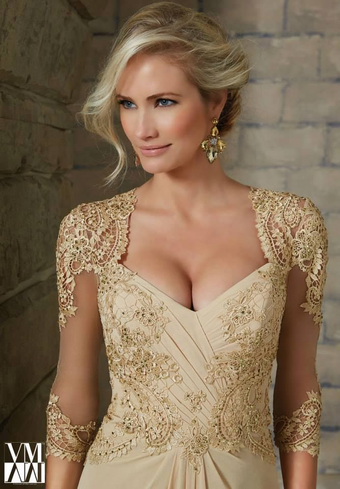 ELEGANCIA - Mother of bride or groom dress.