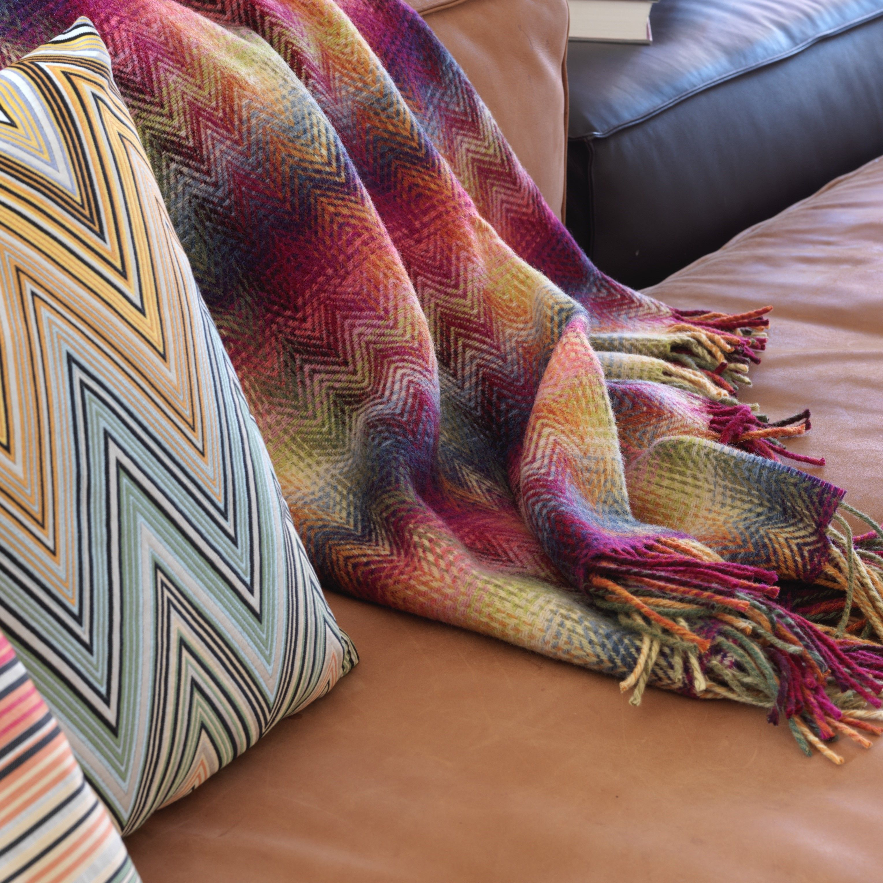 for throw with pillow offerings pillows avenue carpet saks wool plaid arrival rugs missoni area masters amazing file new fifth interesting