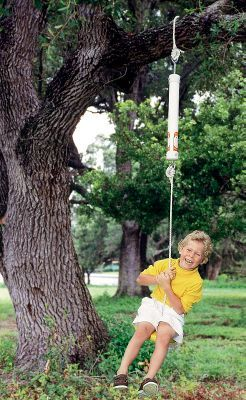 Spring Swings Spring Swing Single With Disc Seat Backyard Playset Playset Outdoor Backyard Toys