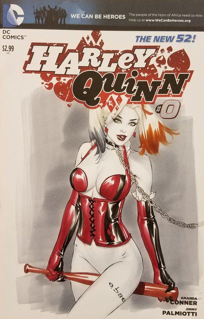 Pin de william culver en Harley quinn   Pinterest   Cómics ...