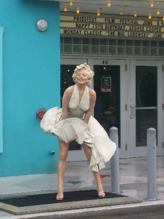 The Key West Tropic Cinema