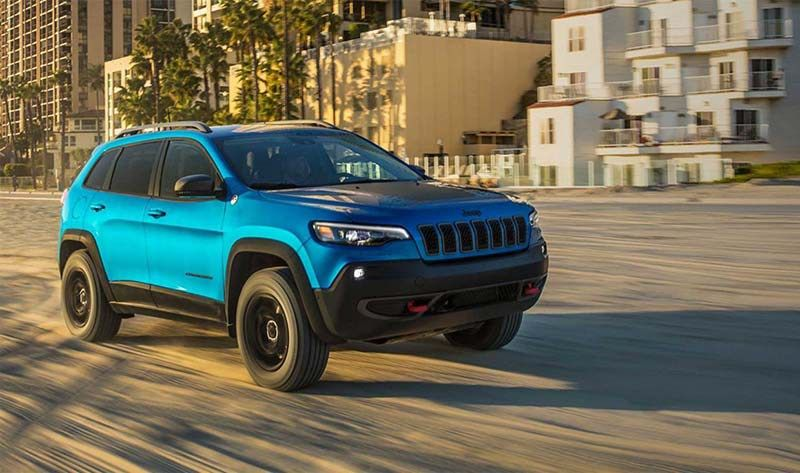 2020 Jeep Cherokee Redesign And Release Date 2019 2020