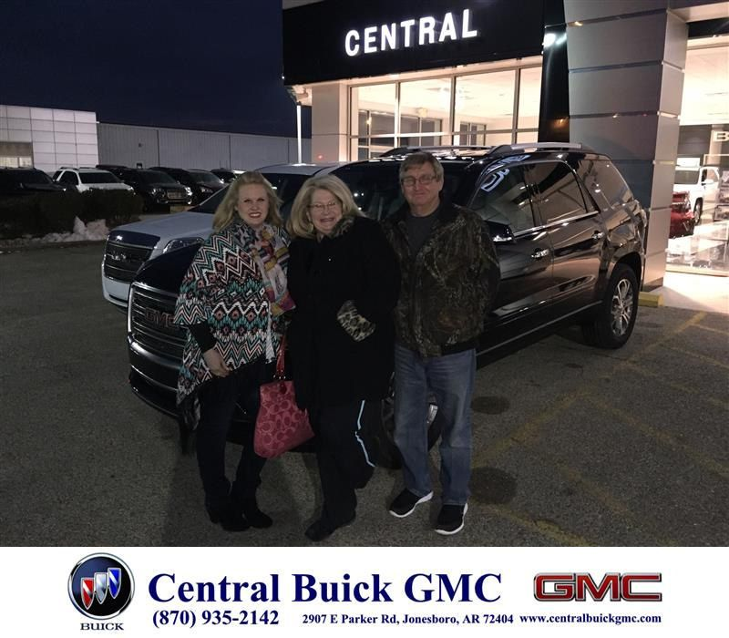 Happy Anniversary To Shelby Deanna On Your Gmc Acadia From