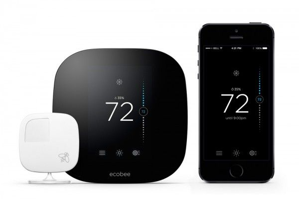 Review  Ecobee3 Smart Wifi Thermostat