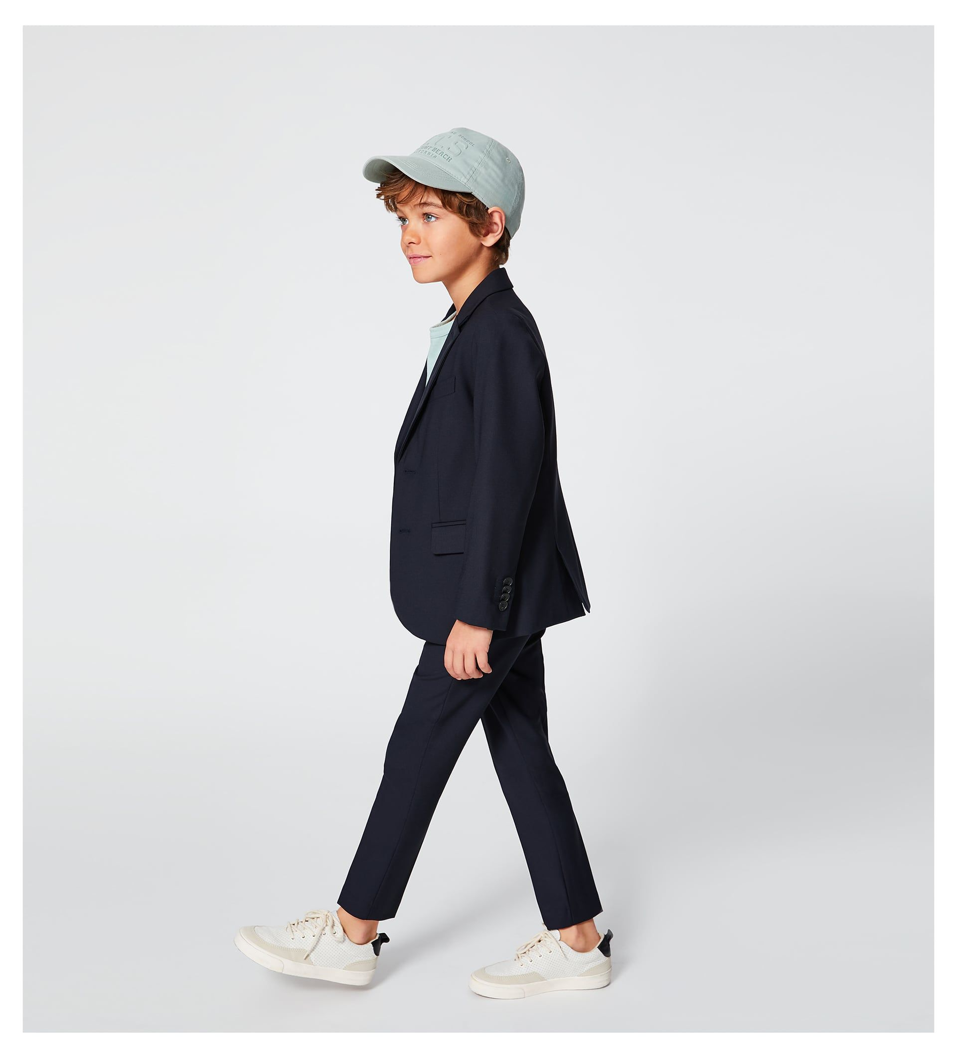 15c24b712b Boys' Jackets and Vests | New Collection Online | ZARA United ...