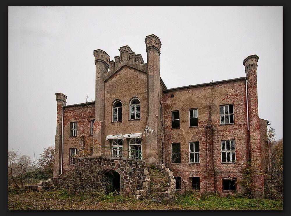 Herrenhaus Goldenitz in MecklenburgVorpommern (Familie