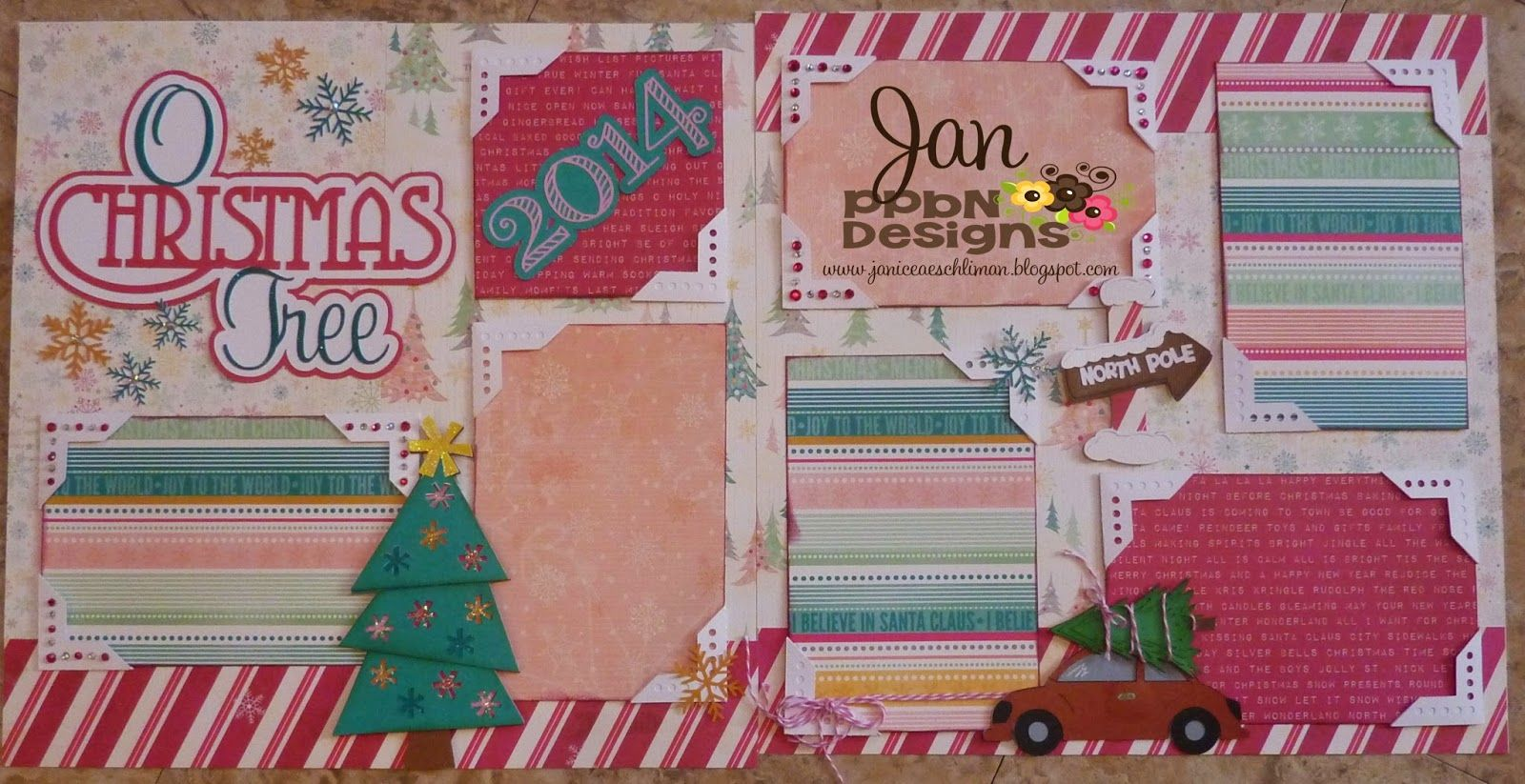 Ppbn Designs Blog Scrapbooking Ideas Pinterest Scrapbooking