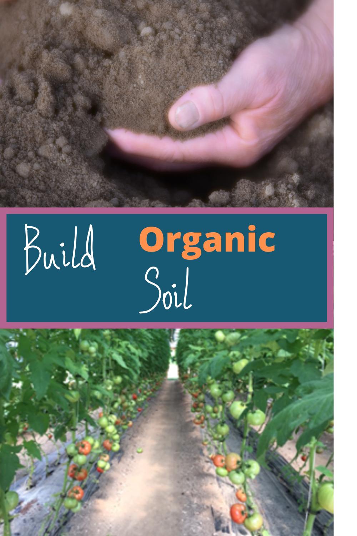 Build Organic Soil