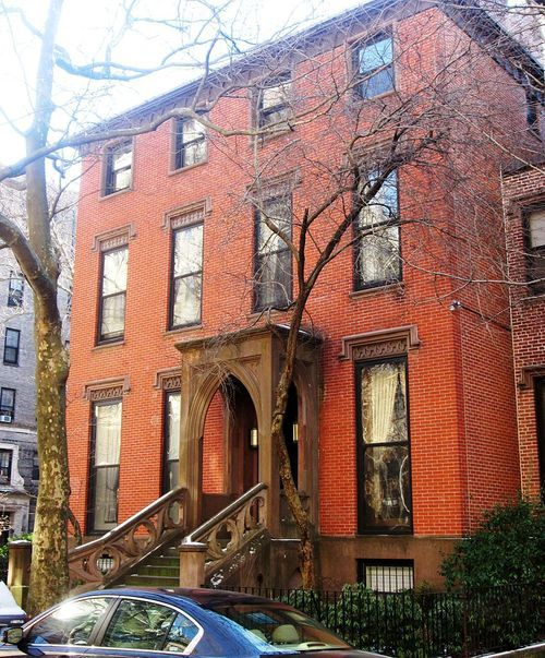 rowhouse styles of new york city pinterest brooklyn heights and