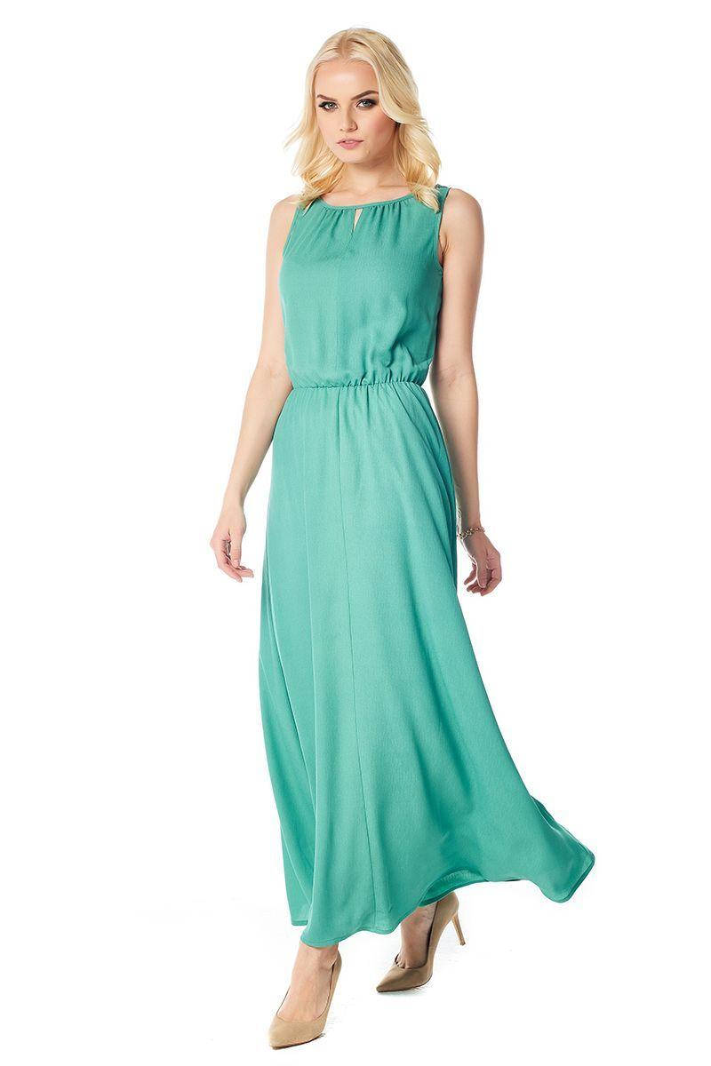 f0936dbb738 Великолепные женские платья в пол. Стильные модели на лето 2019