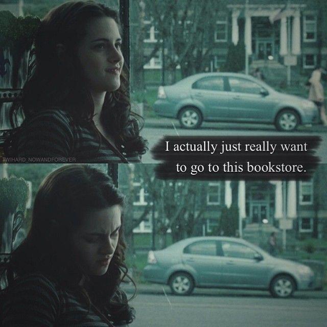 Bella - Twilight @twihard_nowandforever