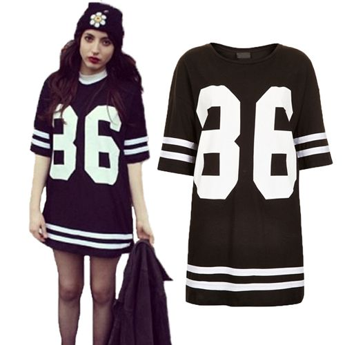 plus t shirt dress cheap