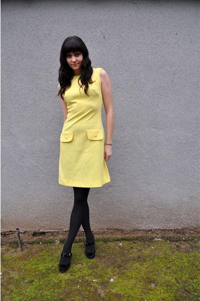 Lemon+A+Go-Go | Clothing | Pinterest | Vintage dresses