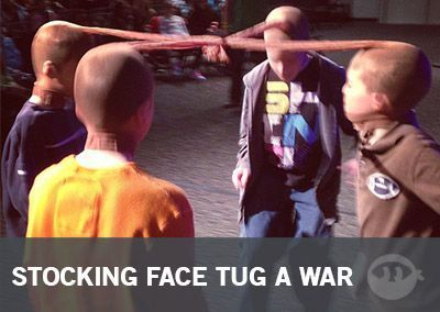 Stocking Face Tug A War Youth Group Games Stocking Face Tug A War Youth Group Games  Stuff Stocking Face Tug A War Youth Group Games Stocking Face Tug A War Youth Group G...