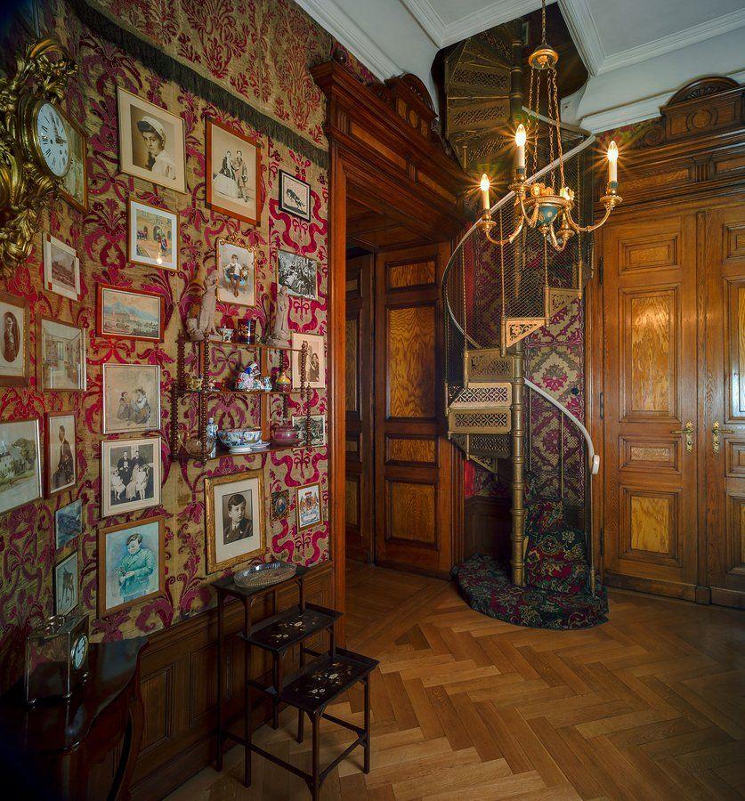 Schloss st emmeram house of thurn und taxis book for Haus innendekoration