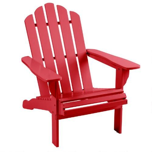 Solid Painted Adirondack Chair Christmas Tree Shops Andthat