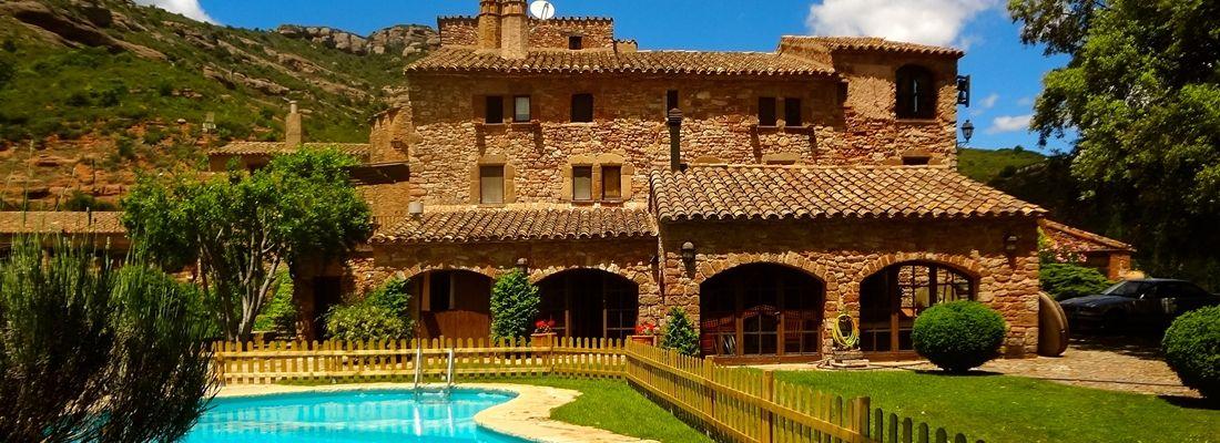Location Vacances à Barcelone Séjour à Barcelone Location De Villa - Location villa costa brava avec piscine