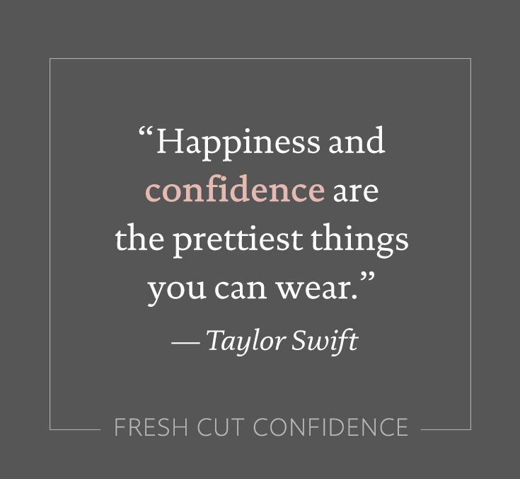 Strong confident quotes