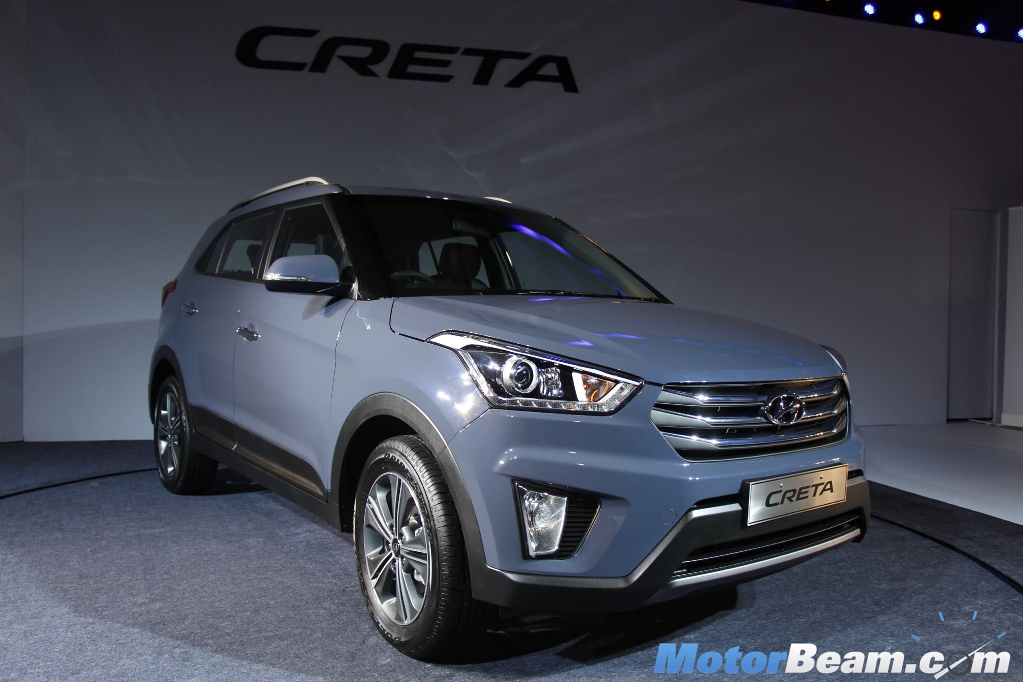 2015 Hyundai Creta Officially Launched, Prices Start At Rs