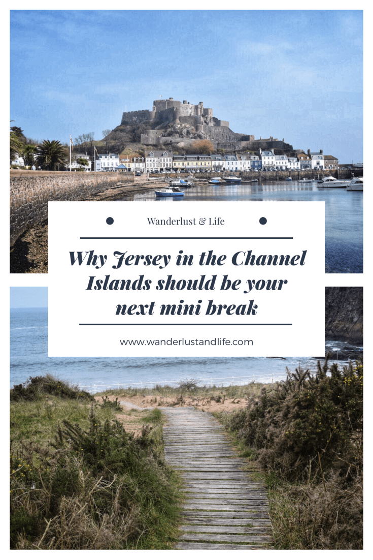 Why You Should Plan Your Jersey Mini Break Right Now Island Travel Europe Travel Jersey Channel Islands