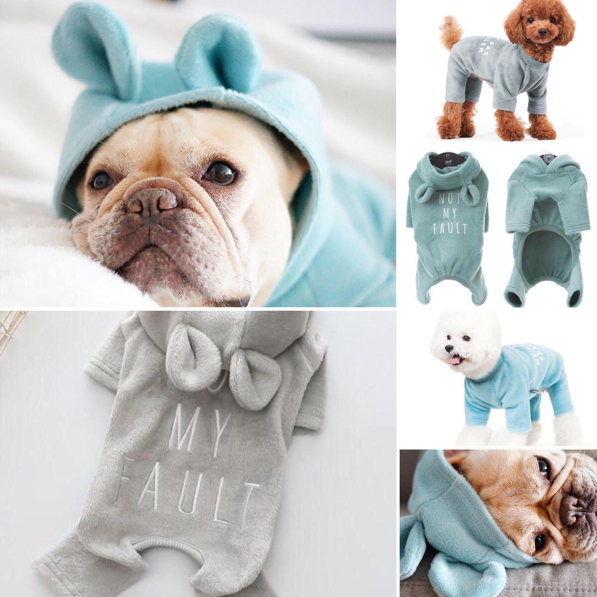 Fuzzy Feelin Pet Pjs Snobb Shoppe Collection Barks N Mews 5