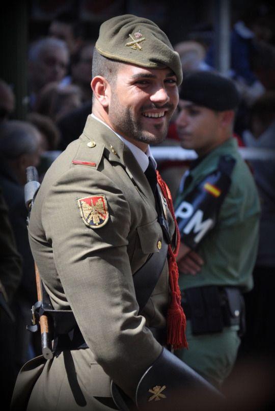 Gay uniform men