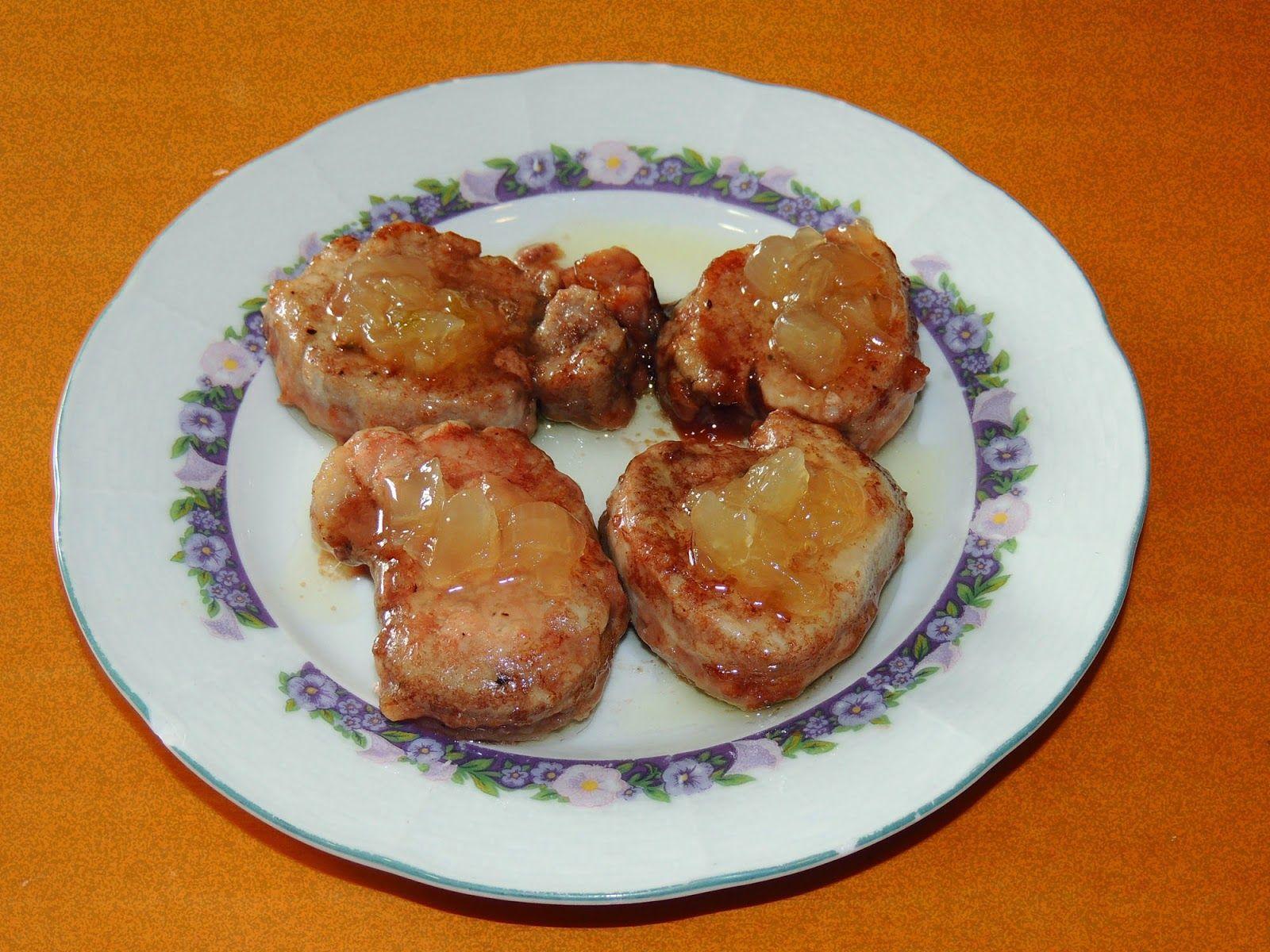 Nice Cocinando En Altorreal: SOLOMILLO AL OPORTO CON CEBOLLA CARAMELIZADA |  Recetas Cocina | Pinterest | Cebollas Caramelizadas, Cebolla Y Recetas