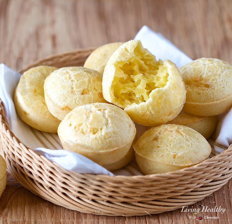 Easy Brazilian Cheese Bread Recipe Pao De Queijo Recipe Brazilian Cheese Bread Brazilian Cheese Bread Recipe Cheese Bread Recipe