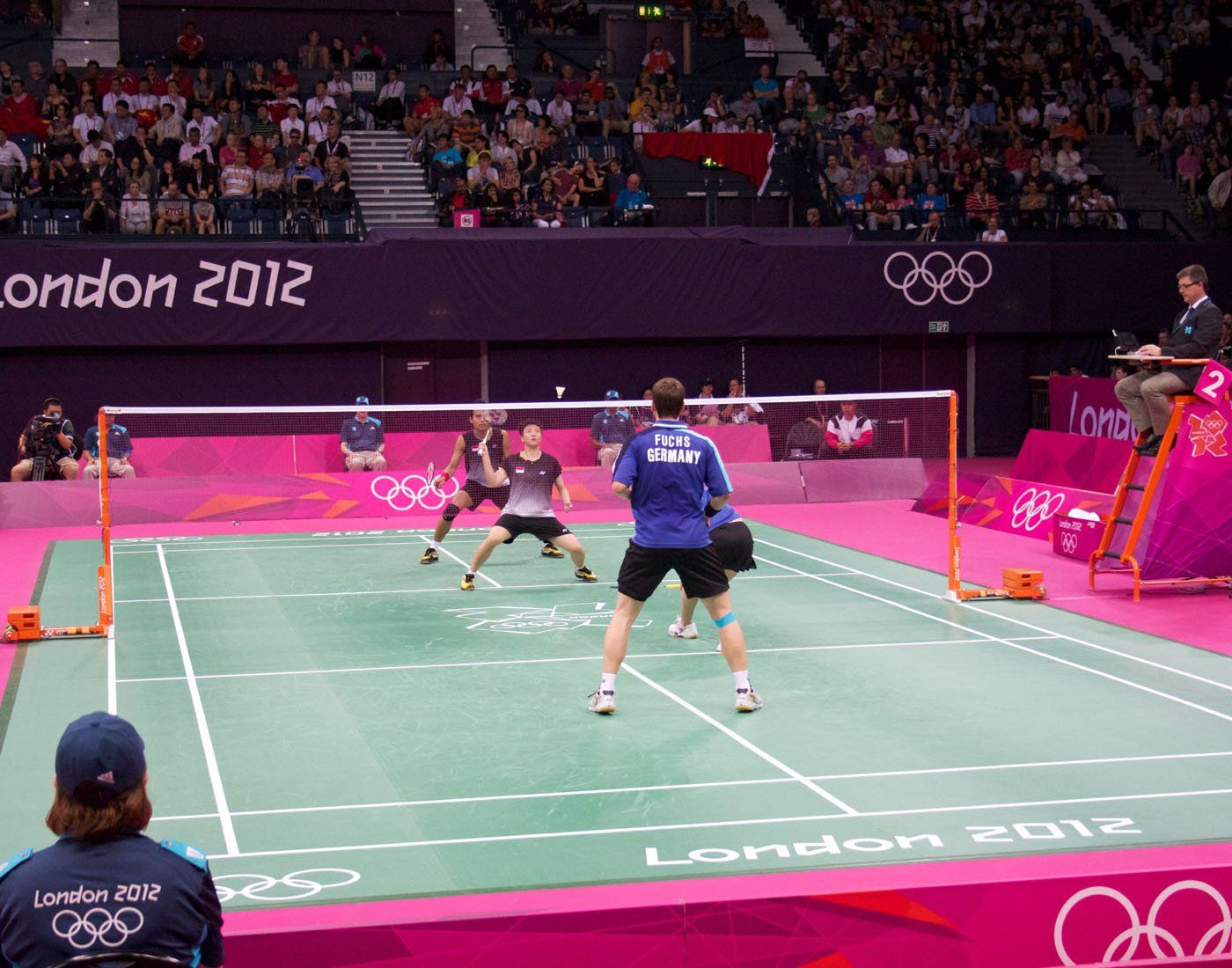 A brief description of Badminton to let you know the basic