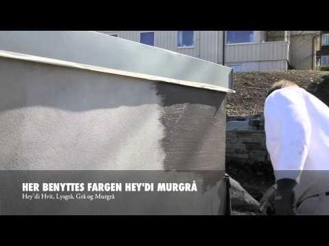Heydi Hvit, Lysgrå, Grå og Murgrå
