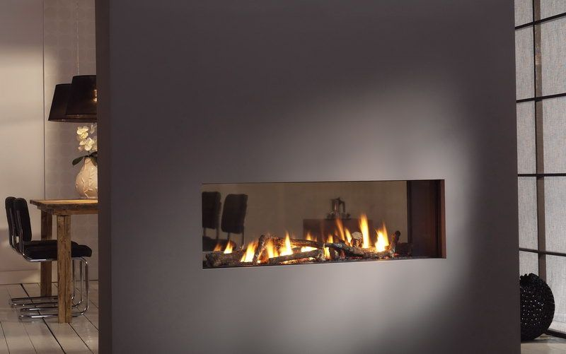 2 Sided Electric Fireplace Double Sided Electric Fireplace