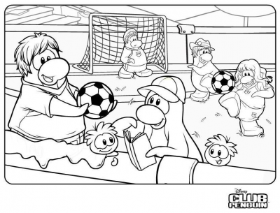Club Penguin Coloring Pages Ninja Penguin Coloring Pages Penguin Coloring Coloring Pages