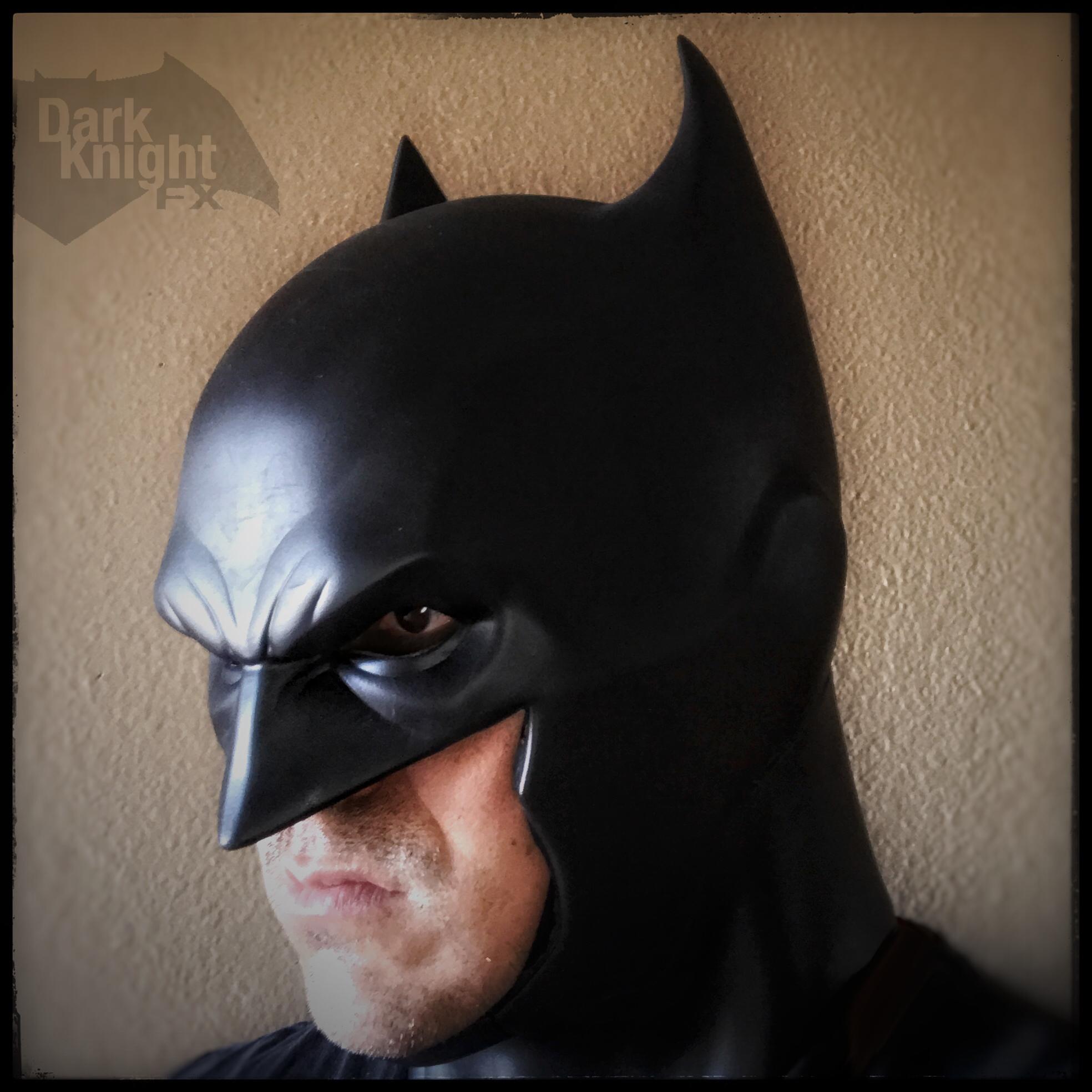 Flashpoint Batman Cowl Batman Cowl Batman Batman Costume