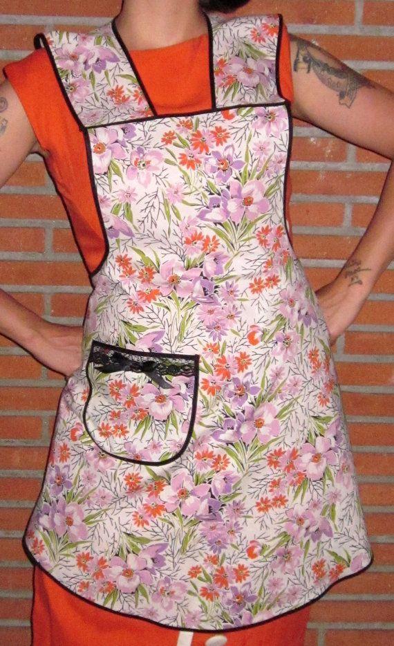 Repro apron, just like Grandma's