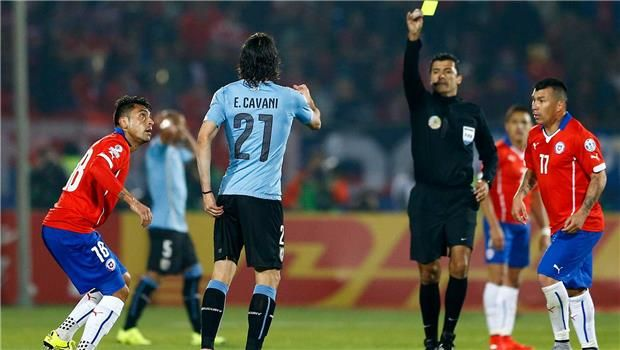 V.Point » Edinson Cavani was sexually assaulted on the pitch: Why won't media say that? by Michael MacLennan