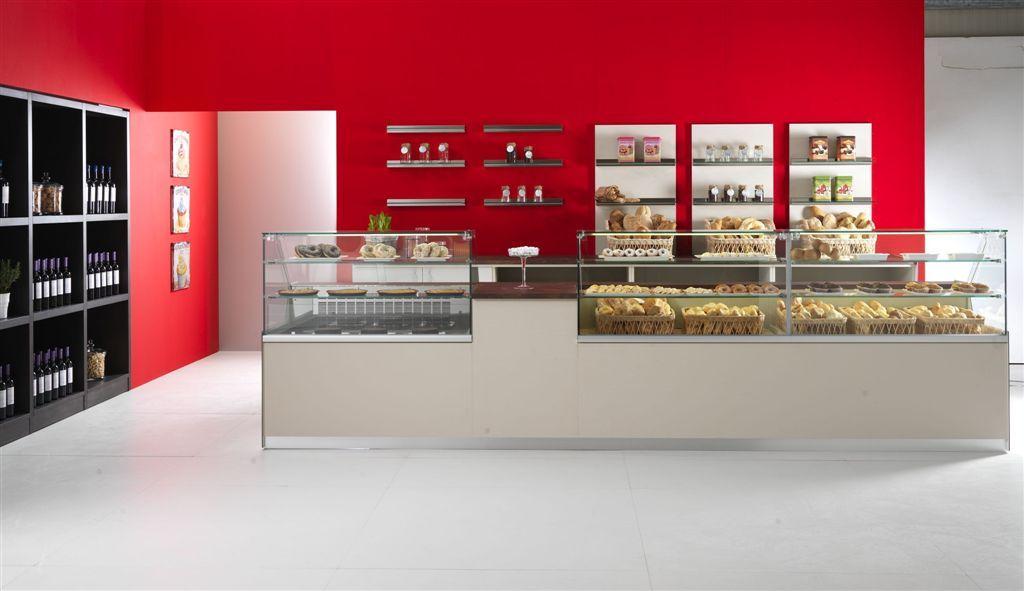 Dise o y decoraci n de locales comerciales equipamiento - Estanterias modulares metalicas ...