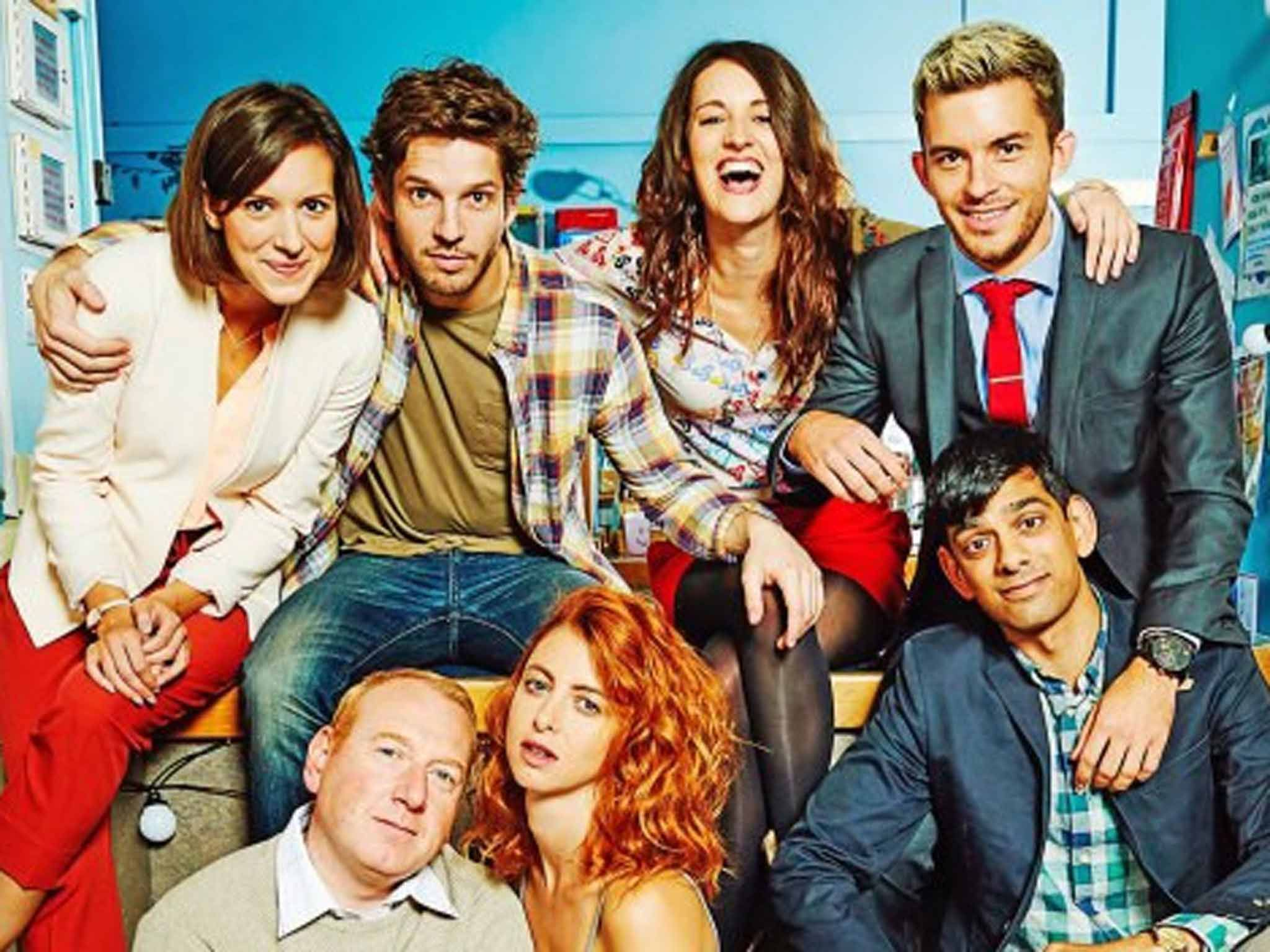 tv shows 2016 comedy. crashing, channel 4 - tv review: a noisy, sweary, fast-paced show tv shows 2016 comedy