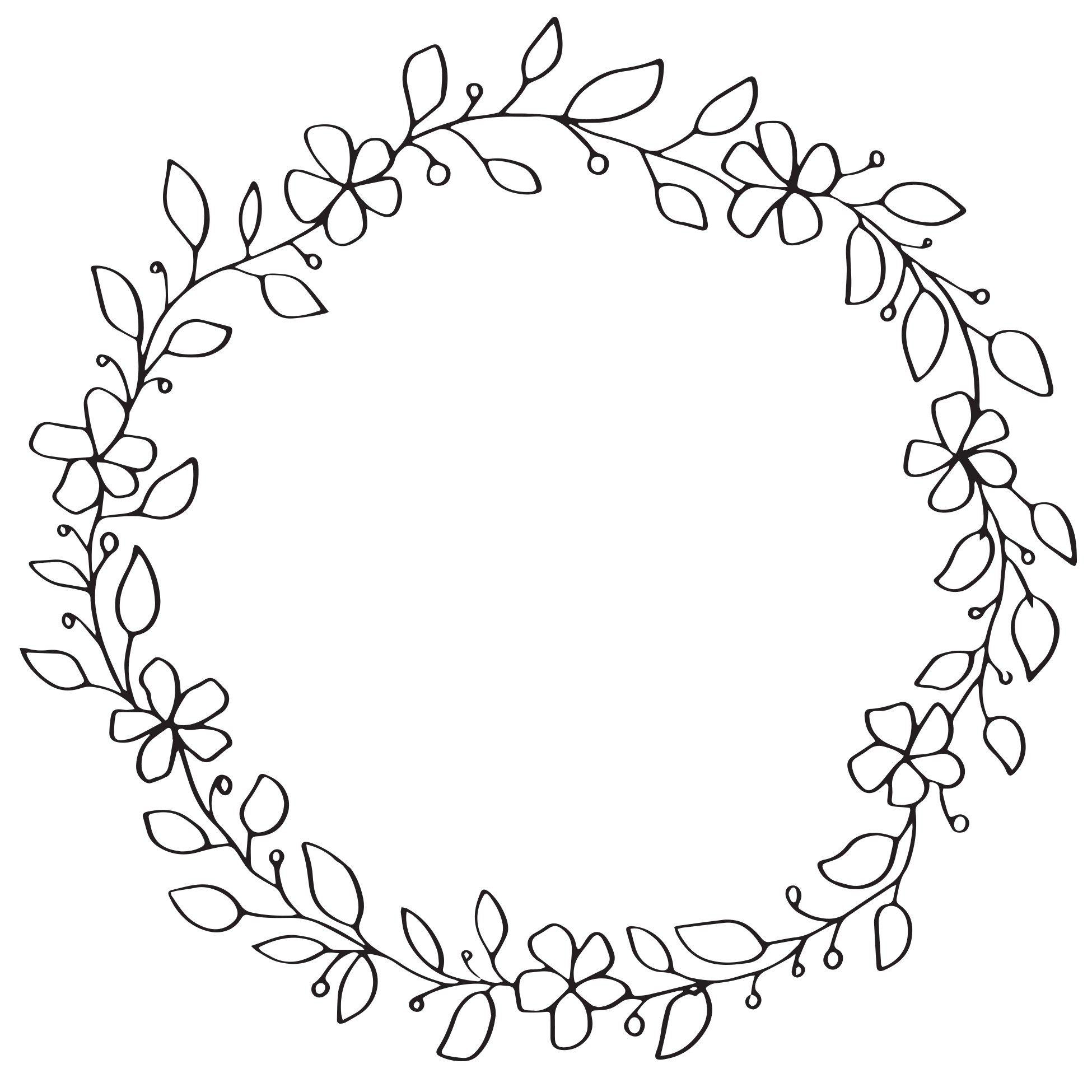 круглые кисти виньетки в рисовании на фото дольмены