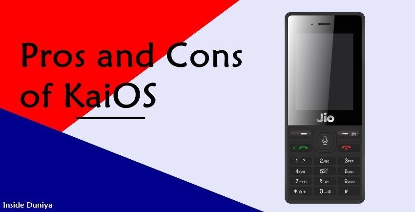 Kaios explained the new os for the future smartphone