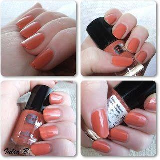 Farmec nail polishes