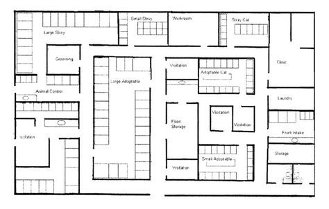 Noise In The Animal Shelter Environment Building Design And The Effects Of Daily Noise Exposure Animal Shelter Design Animal Shelter Dog Boarding Kennels