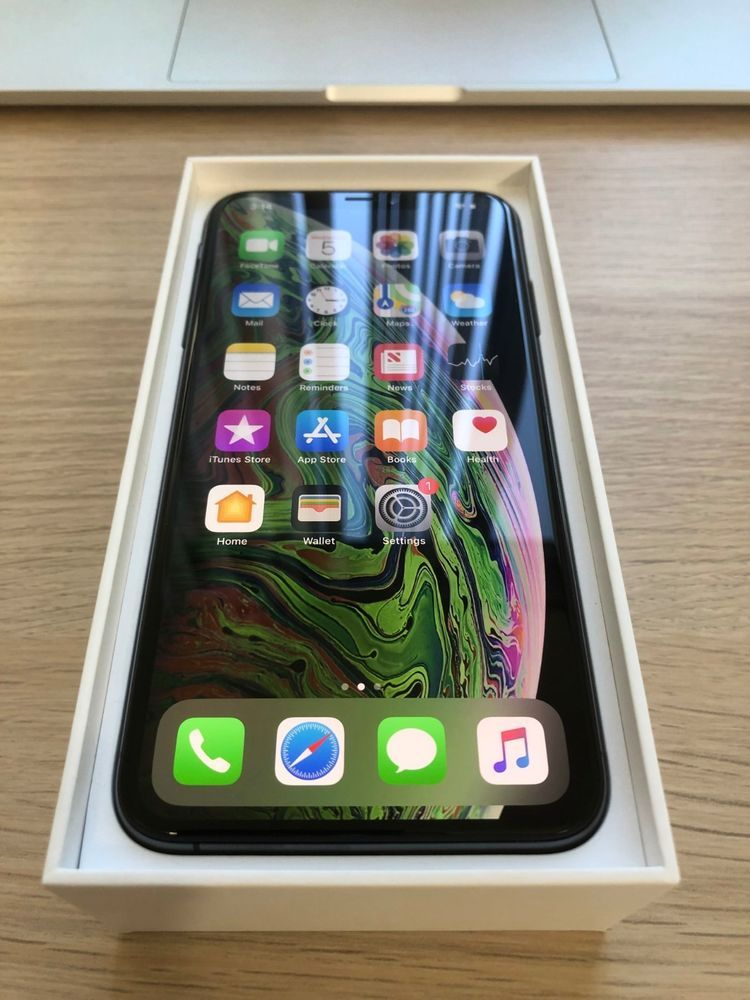 7d67d526bba Apple iPhone XS Max - 64GB - Space Gray (Sprint) BRAND NEW - Iphone XS # iphonexs
