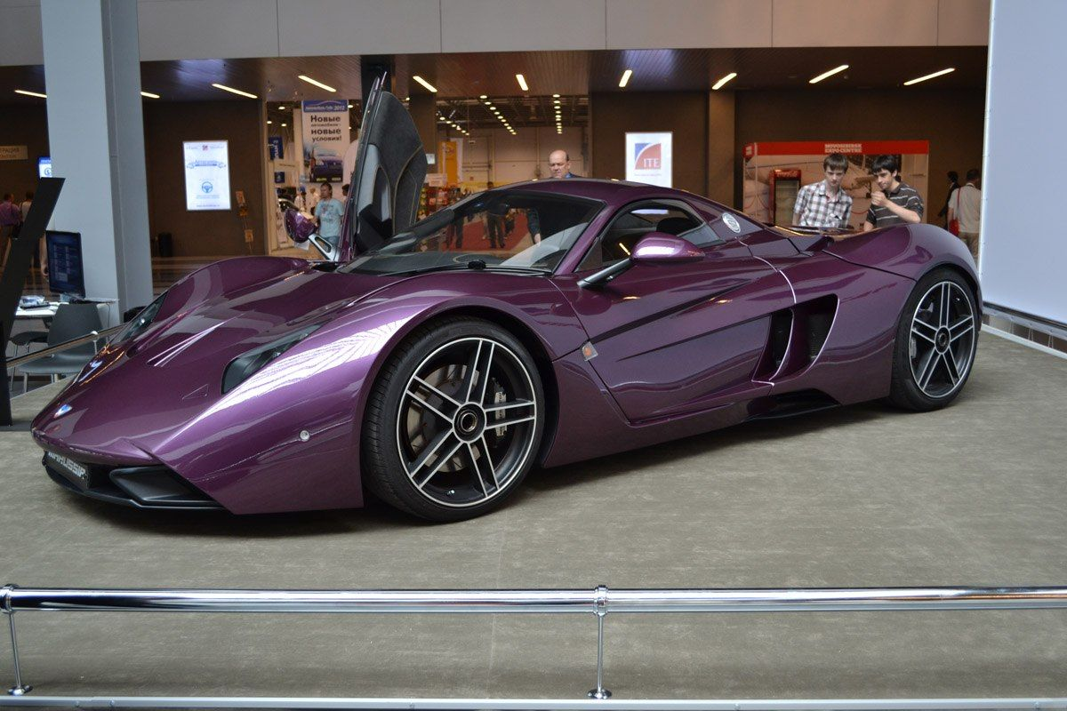 Marussia B1 Your Ride Might Not Be a #SuperCar but #Rvinyl ...