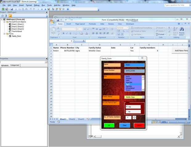 Make Your Own GUI(graphical User Interface) Without Visual Studio in