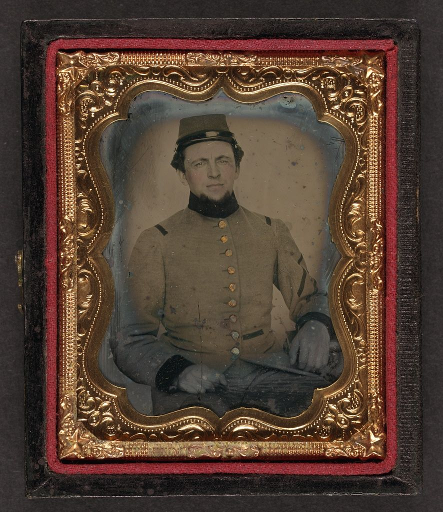 Civil War Faces (Library of Congress) - Flickr