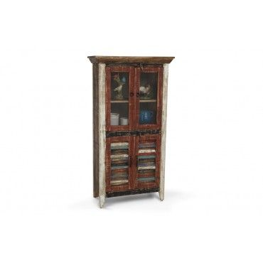 Rustic Jelly Cabinet